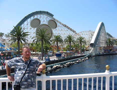 Disney's California Adventure - Paradise Pier