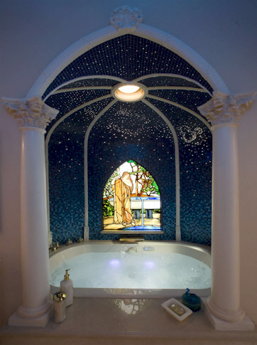 The Disneyland Dream Suite Whirlpool Tub