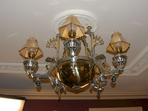 The Disneyland Dream Suite Light Fixture